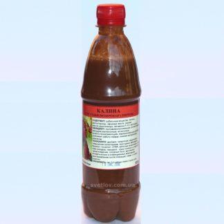 сок калины
